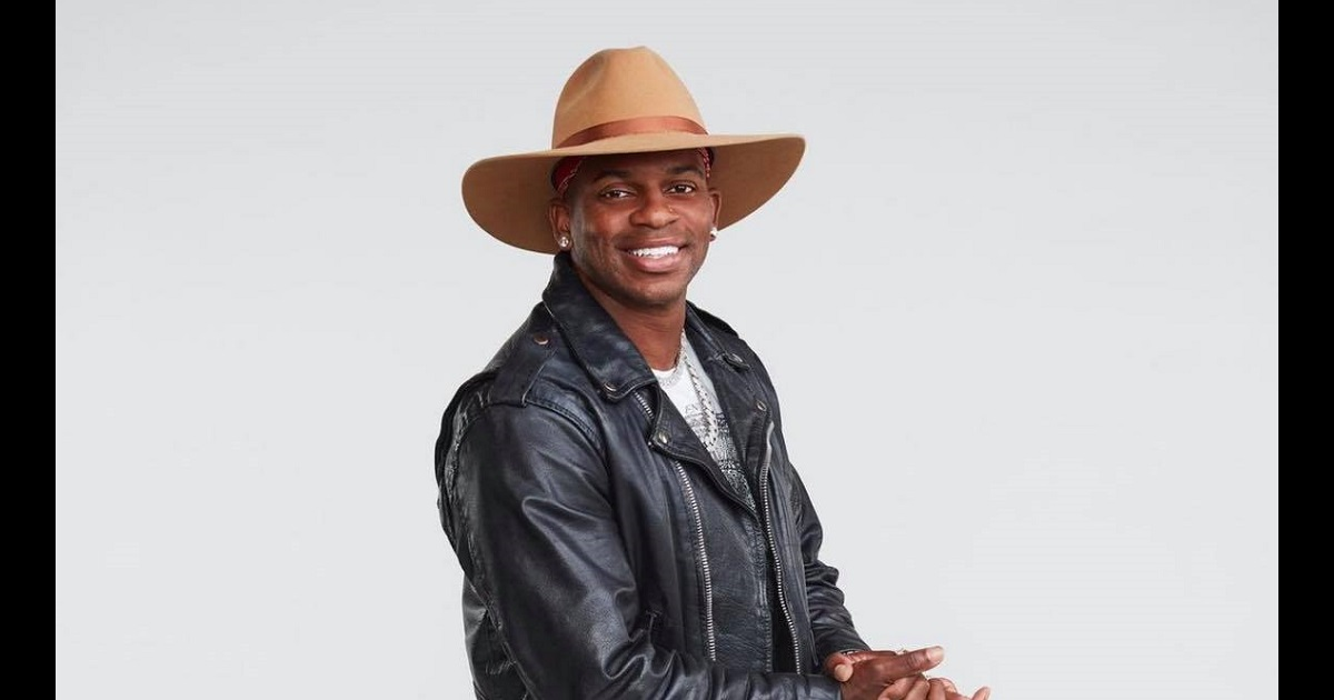 Jimmie Allen Survives Horror Night On Dancing With The Stars