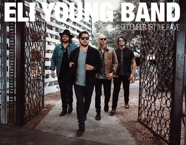 ENTER TO WIN – Eli Young Band