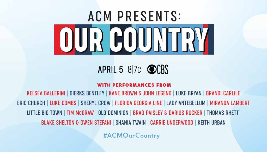 ACM Presents Our Country