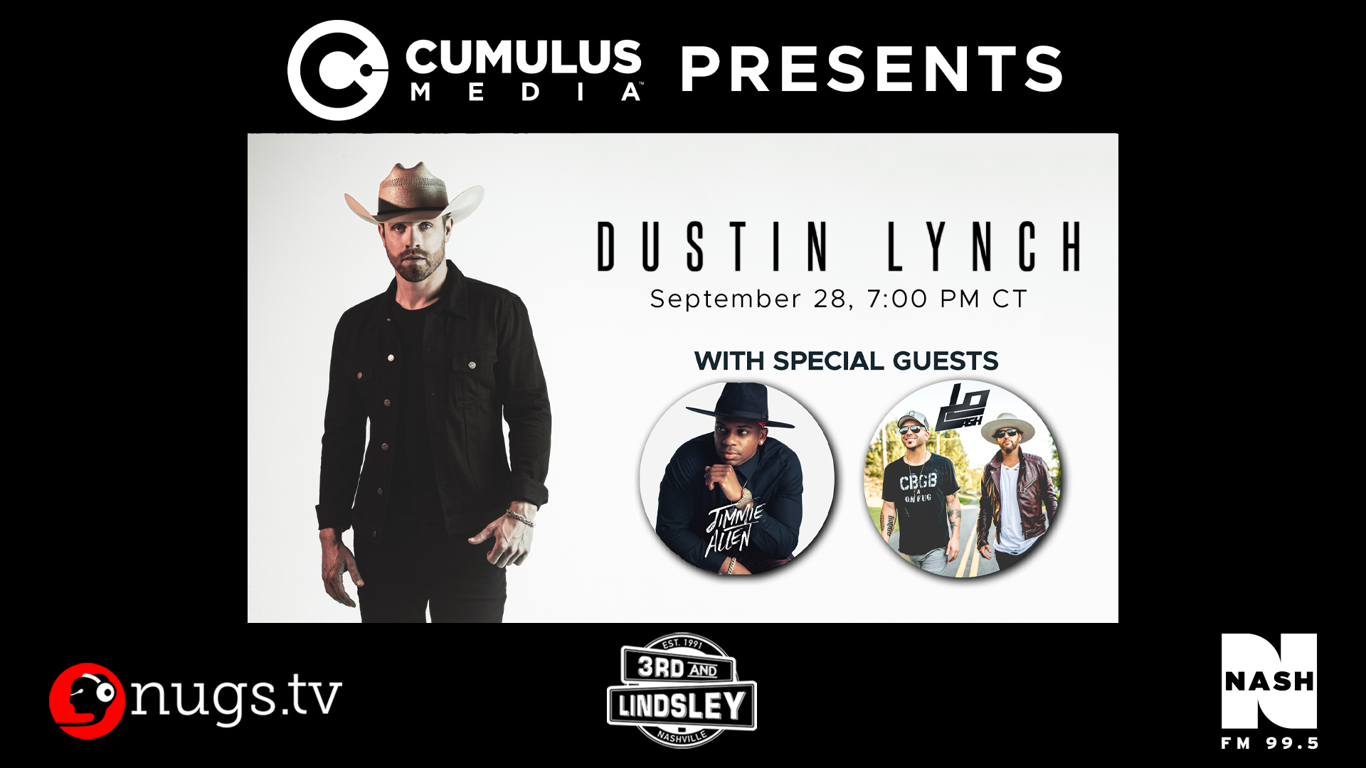 Dustin Lynch Livestream
