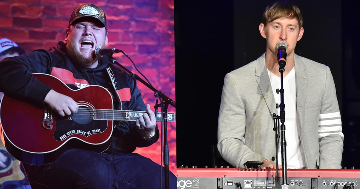 Luke Combs & Ashley Gorley Win Nashville Songwriter Awards From the NSAI