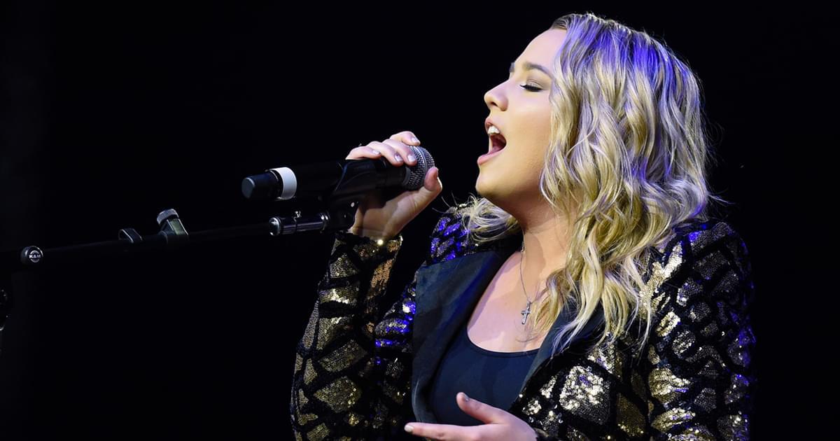 "Gabby Barrett's ""I Hope"" Tops the Billboard Hot Country Songs Chart for 15th Week"