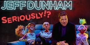 Jeff Dunham at Resch Center