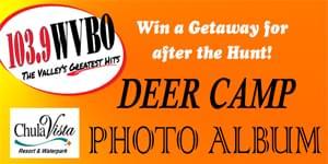 WVBO's Deer Hunt Photo Album