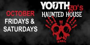 Neenah YouthGo Haunted House