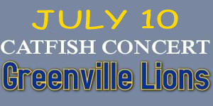 Greenville Lions Catfish Concert