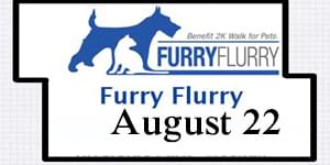 Furry Flurry August 22
