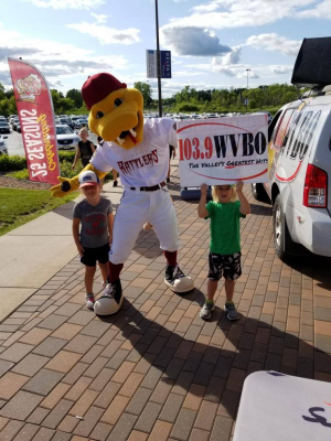 Timber Rattlers Wednesdays with WVBO