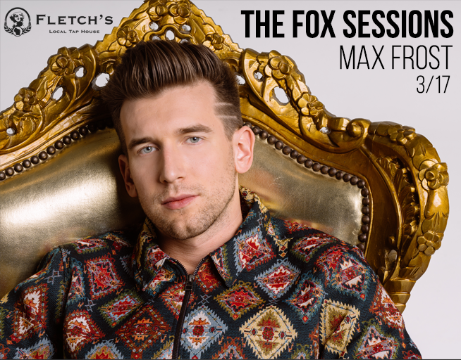Fox Sessions: Max Frost