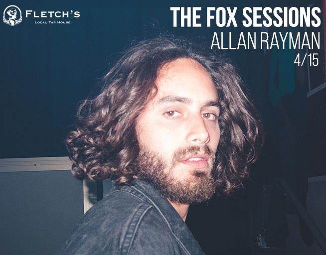 Fox Session: Allan Rayman