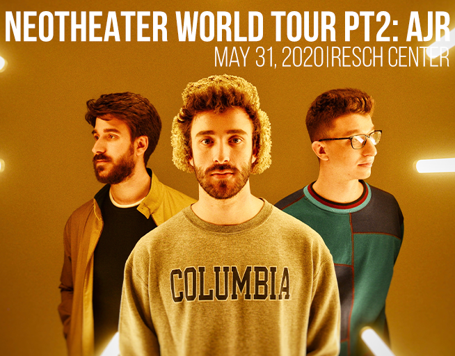 AJR at the Resch Center