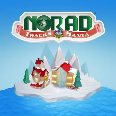 Track Where Santa Is With The NORAD Santa Tracker!