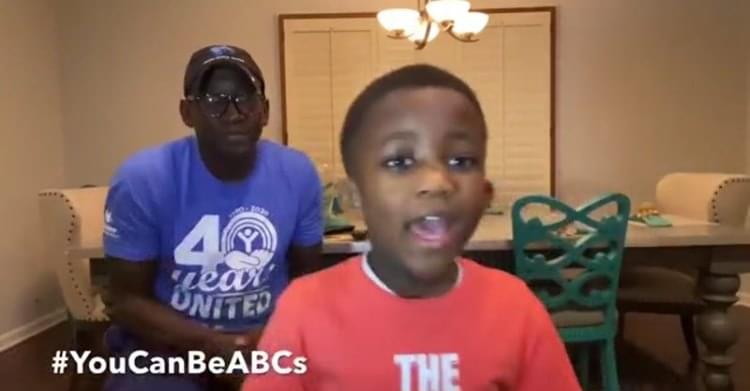 WATCH: 6-year-old boy's 'YouCanBeABCs' rap video inspires kids to dream big