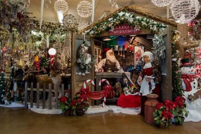 Check Out This Store In Texas Where It's Christmas Year Round!