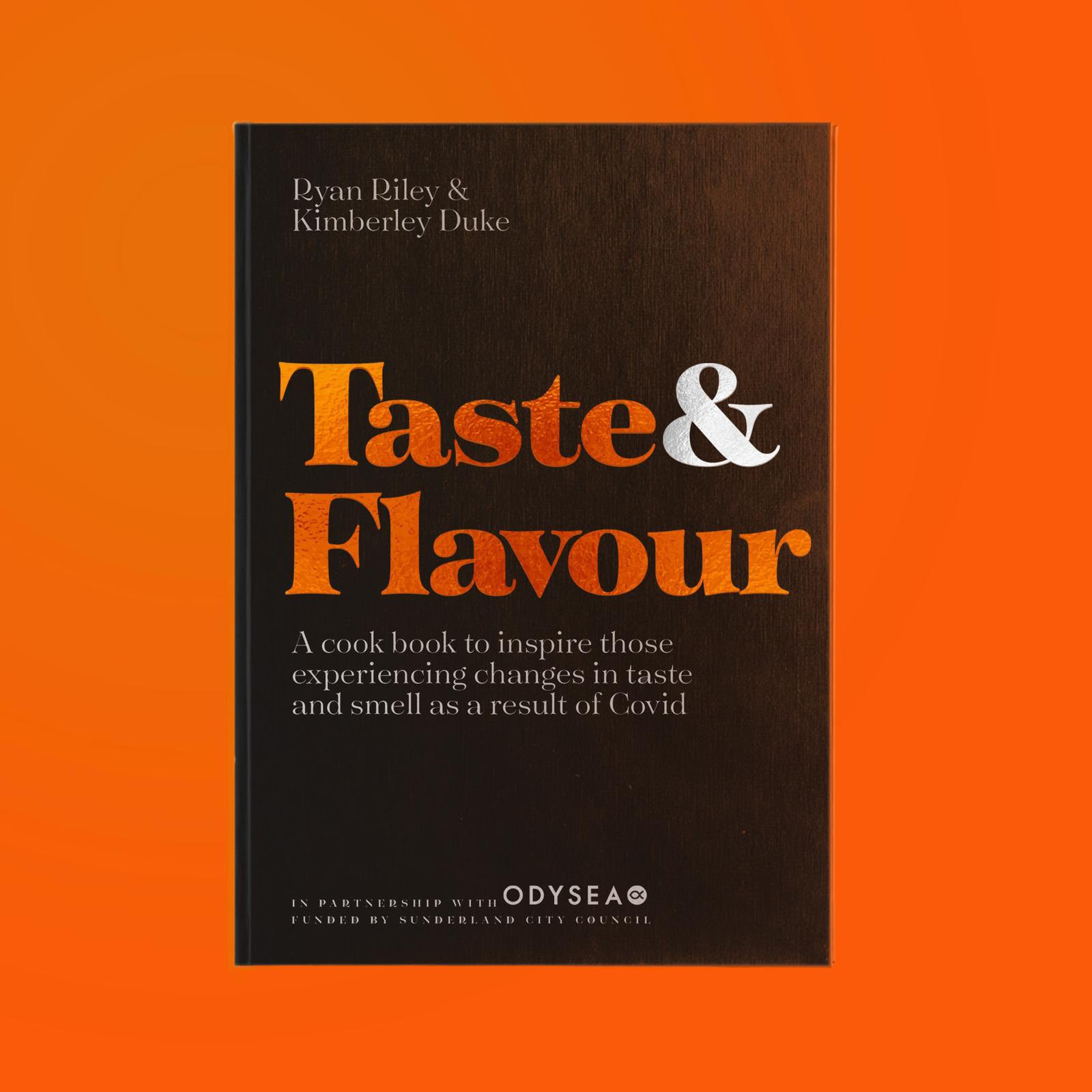 There's Now A Cookbook For People Who Can't Smell!