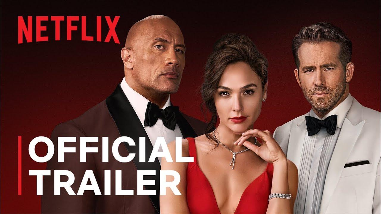"""WATCH: """"RED NOTICE"""" Trailer"""