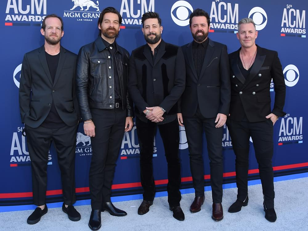 "Old Dominion Scores 6th No. 1 Hit on the Billboard Country Airplay Chart With ""Make It Sweet"""