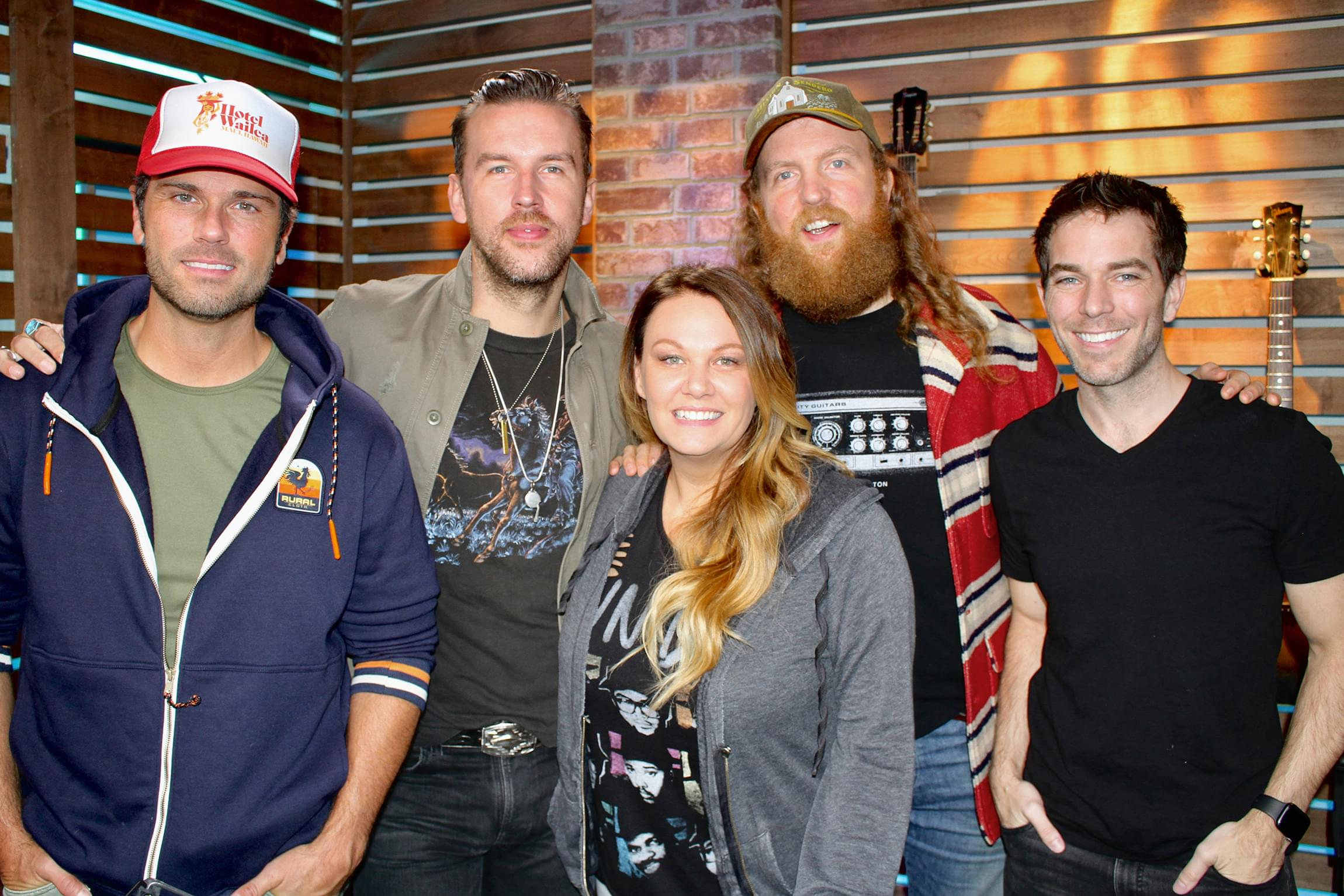 Brothers Osborne Discuss The Process of Recording a Live Show & Reworking Songs for a Live Record, CMA Nominations, Halloween, & MORE
