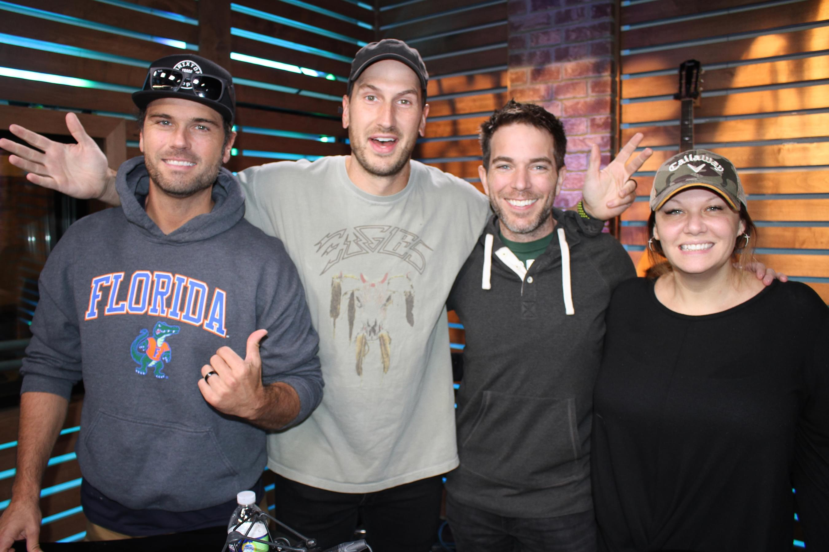 Russell Dickerson Reveals What He, Thomas Rhett, and Tyler Hubbard Are Planning for This Year's Christmas Caroling, #HealthyHalloween Thoughts, & MORE