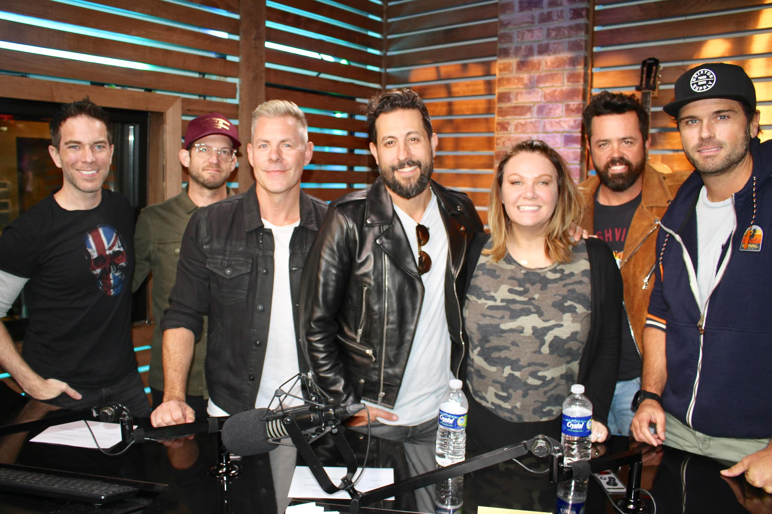 Old Dominion Reveals Runner-Up Titles for New Self-Titled Album, Talks Releasing New Music to Fans, Upcoming CMA Awards, & MORE