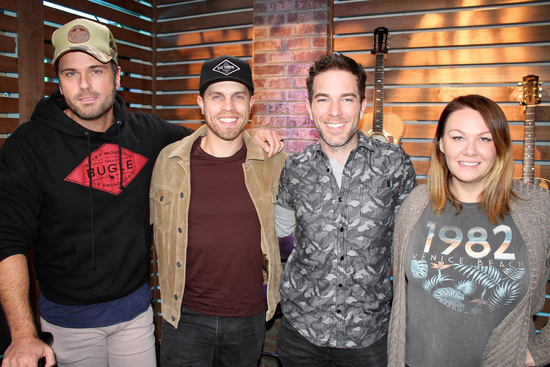 "Dustin Lynch Opens Letters for 100,000 Thank Yous, Reveals He Has a Girlfriend, Talks ""Ridin' Roads"" Success, & MORE"