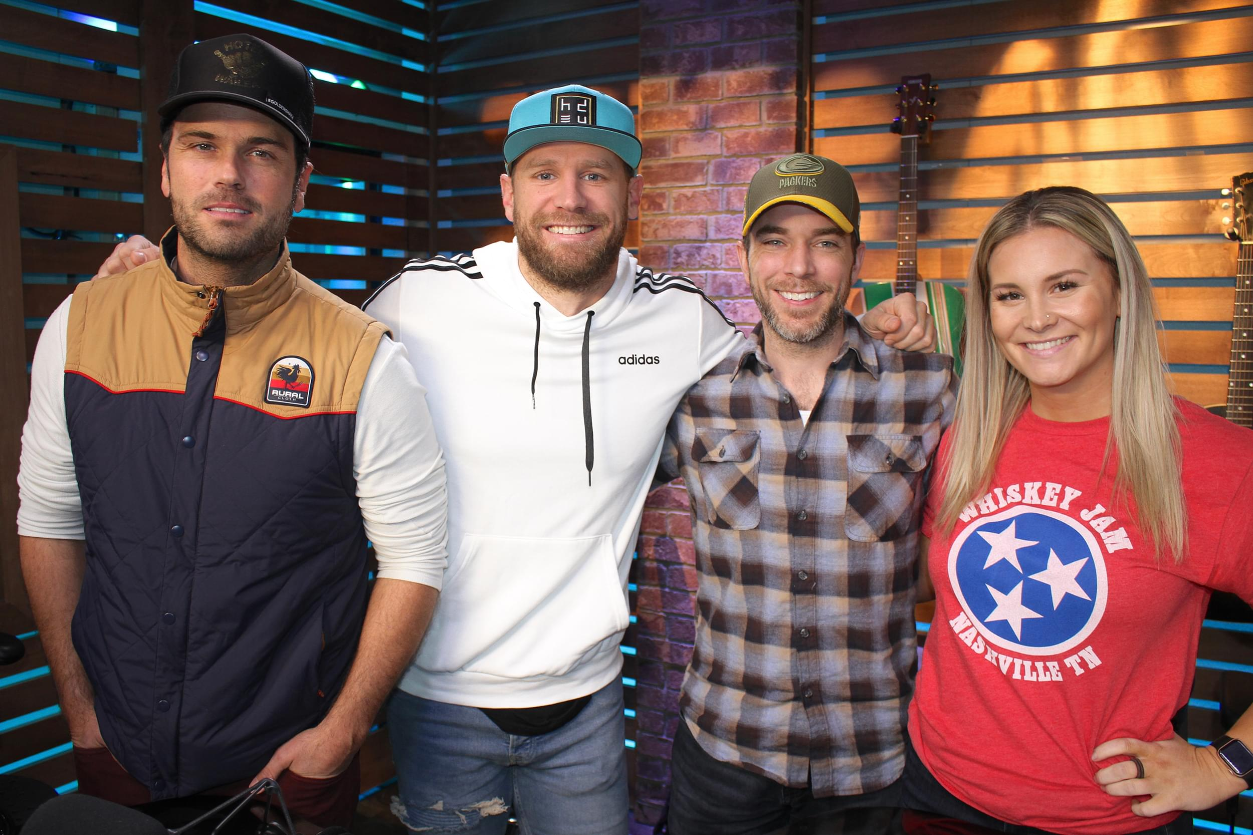 """Chase Rice Reveals the Track List for """"The Album Part 1,"""" Discusses New Music Being His Best Yet, Talks New Year's Eve, & MORE"""