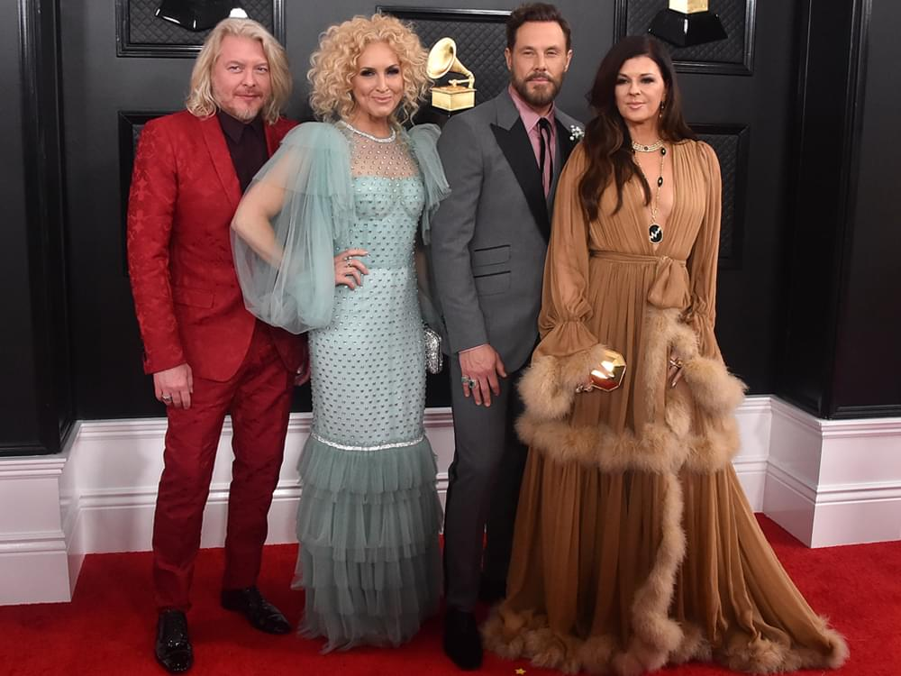 "Little Big Town Scores 4th No. 1 Album With ""Nightfall"""