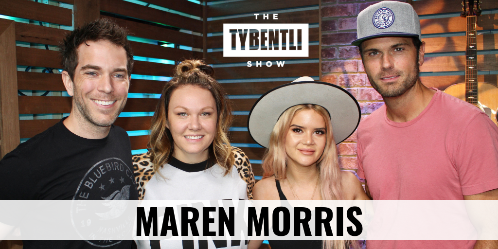 """Maren Morris Talks Playing the Houston Rodeo Weeks Before Delivering, How She Revealed to Ryan Hurd She Was Pregnant, Success of """"The Bones,"""" & MORE"""