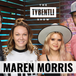 "Maren Morris Talks Playing the Houston Rodeo Weeks Before Delivering, How She Revealed to Ryan Hurd She Was Pregnant, Success of ""The Bones,"" & MORE"