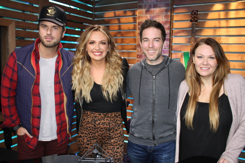 """Carly Pearce Talks Writing """"I Hope You're Happy Now"""" with Luke Combs, Her Dollywood Days, Dueting with Husband Michael Ray & MORE"""
