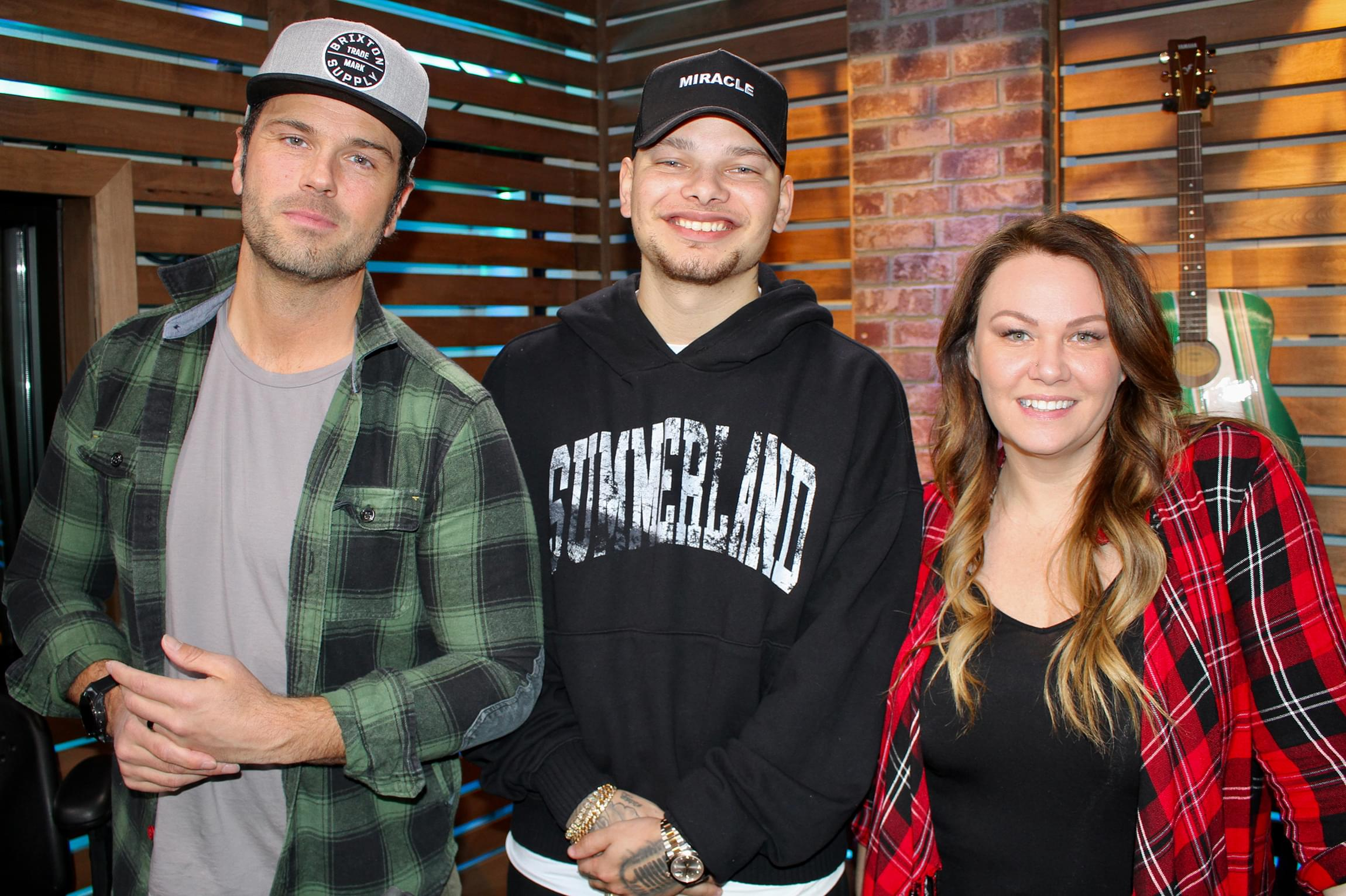 Kane Brown Reveals He Had a Security Breach on His Property, Discusses #DadLife, Talks All-Star Celebrity Game, & MORE