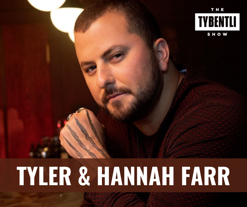 Tyler Farr Joins Us with His Wife, Hannah Farr, Who's Working on the Front Lines of the COVID-19 Pandemic