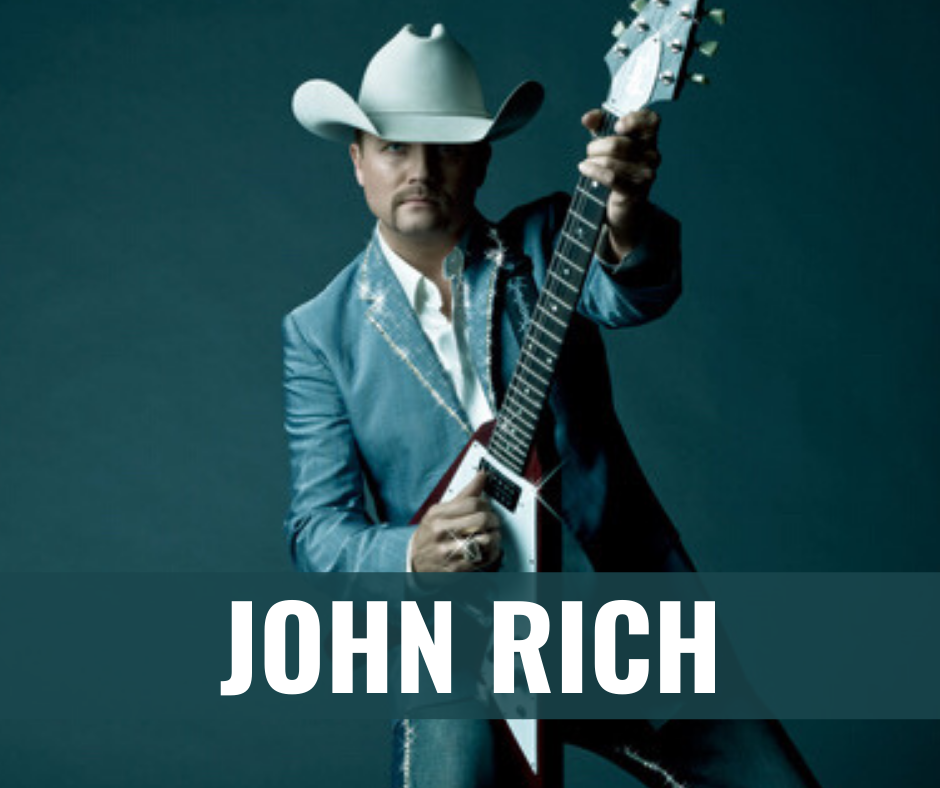 "John Rich of Big & Rich Reveals How He & Big Kenny Recorded ""Stay Home"" During Quarantine, How He's Taking Care of Redneck Riviera Employees While the Bar is Closed, & MORE"