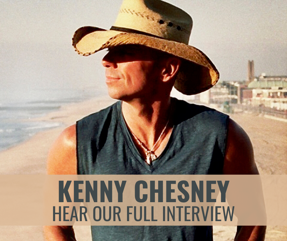 "Kenny Chesney Explains What It's Like to Release ""Here And Now"" During a Pandemic, Reveals His Honest Feelings About Having to Postpone Shows, & MORE"