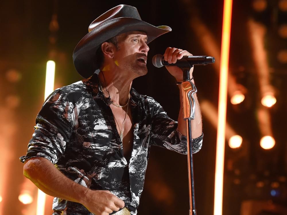"Watch Tim McGraw's TV Debut of ""I Called Mama"" on ""Ellen"""