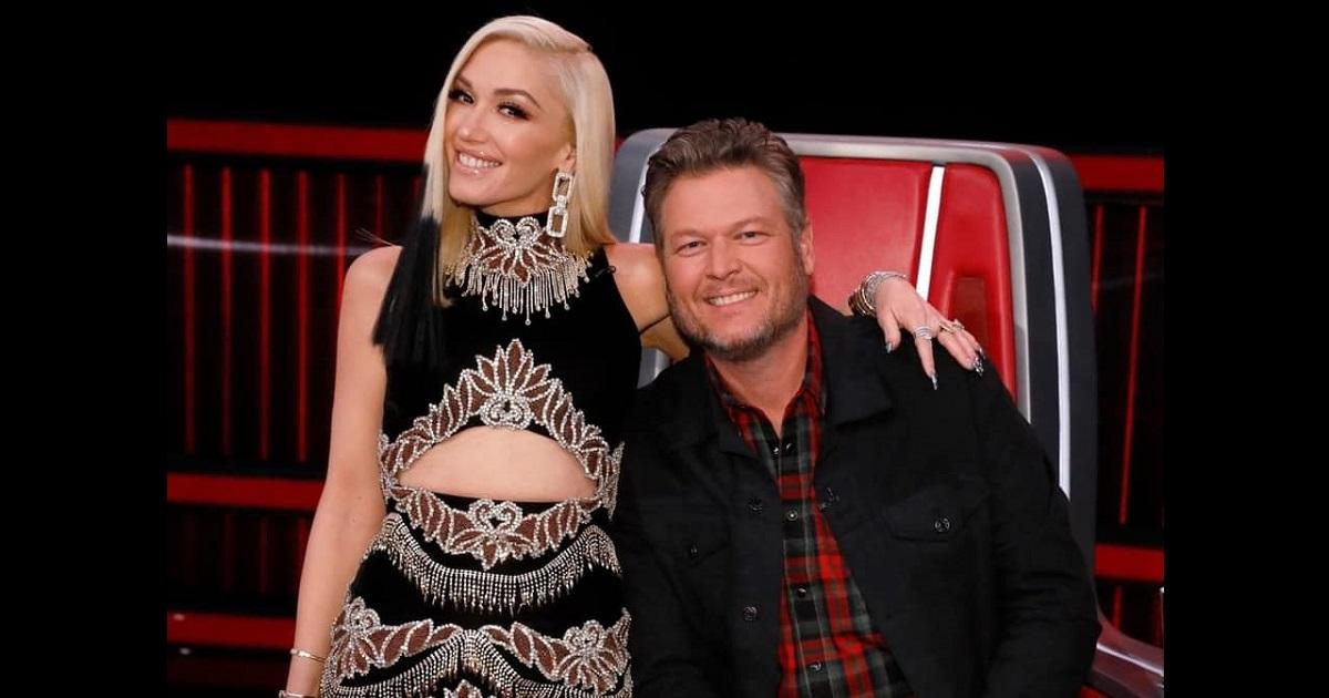Blake Shelton & Gwen Stefani Get Married!