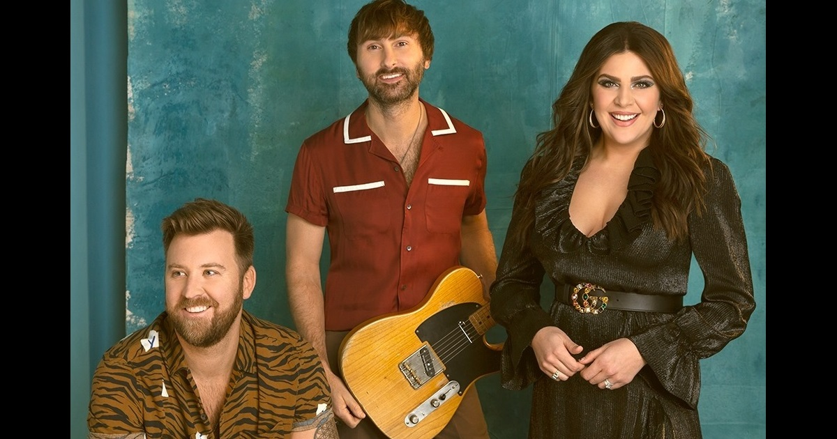 Lady A's Charles Kelley Moves Out From Behind the Drums to Find His Voice