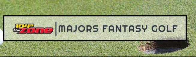 Majors Fantasy Golf