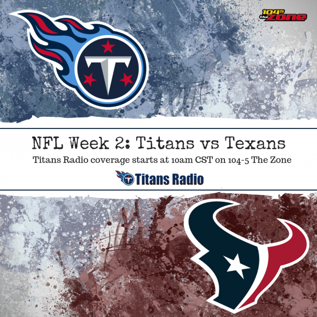 Titans Vs Texans Everything You Need To Know For Gameday
