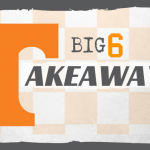 B6B: Big 6 Takeaways from UT @ Kentucky