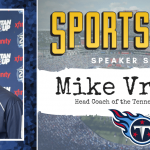 Mike Vrabel to Speak at the 10th Annual SportsFest