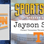 Former Tennessee Volunteers WR Jayson Swain to Speak at the 10th Annual SportsFest!