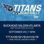 Titans vs Falcons Road Rally