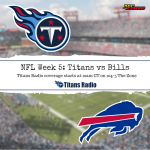 Titans vs Bills Primer