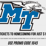 Get MTSU vs FIU Tickets For $10.45