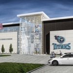 Titans Begin Expansion of Saint Thomas Sports Park