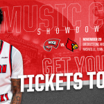 Western Kentucky v Louisville Men's Basketball Tickets