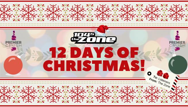12 days of christmas! (8)