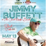 Enter to Win Tickets to See Jimmy Buffett & The Coral Reefer Band