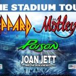 Enter to win Motley Crue & Def Leppard Tickets!